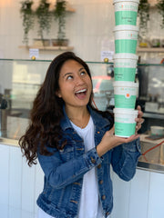 Sandra Tran Welsford- Chief Ice Cream Officer and Founder at Nicecream