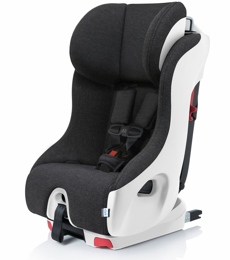 Clek 2020 Foonf Convertible Car Seat with Anti-Rebound Bar - Winter Mammoth Wool (FR FREE) - SAMPLE