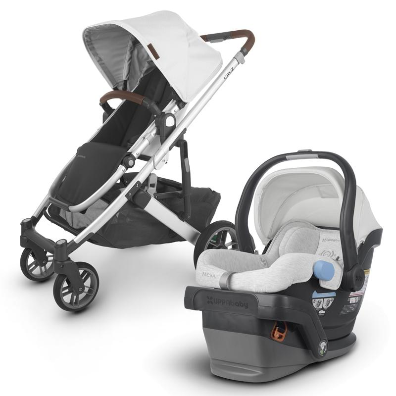 Cruz V2 Travel System - SAMPLE