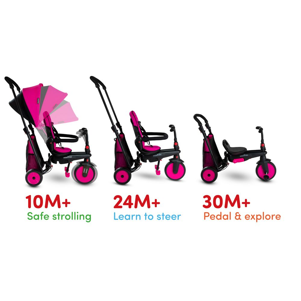 STR3 Folding Stroller Trike - Sample