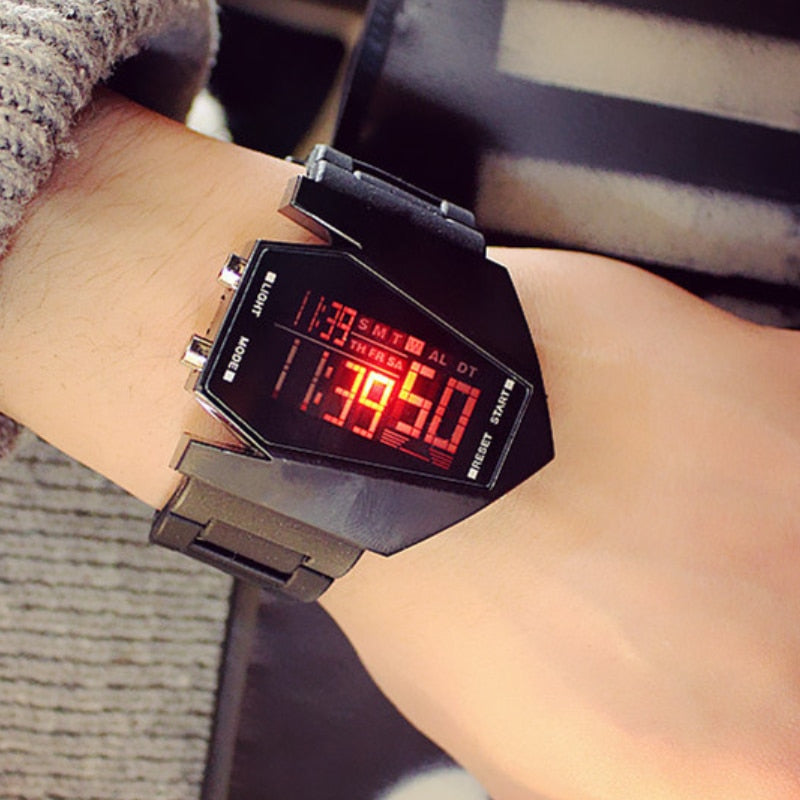 Trend Student Luxury Silicone Watch