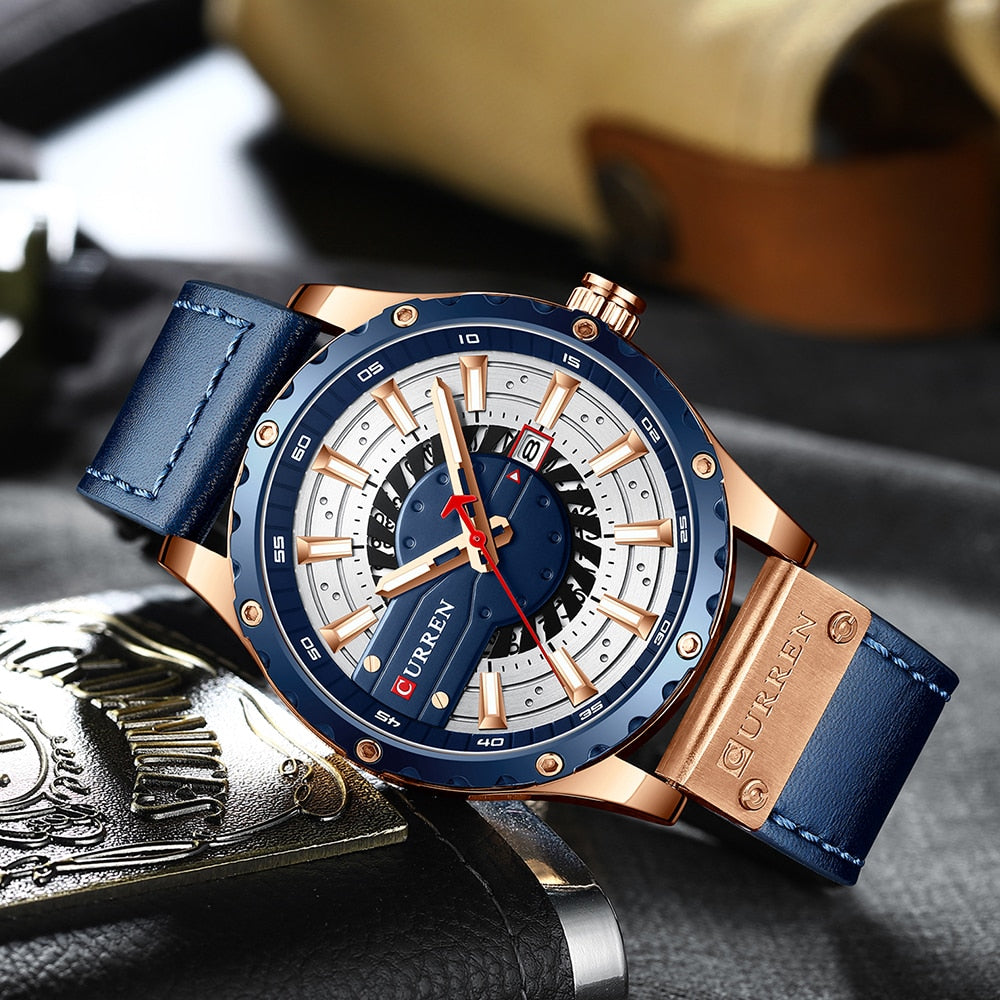 Luxury Fashion Casual Sport Watch