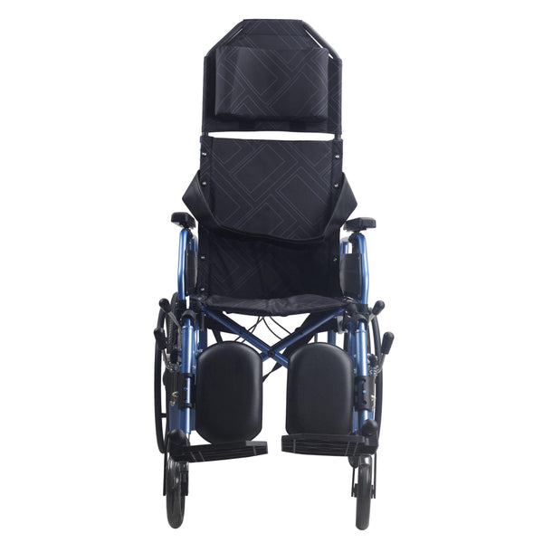 Aluminium Light Weight Recliner Wheelchair - Lifeline Corporation