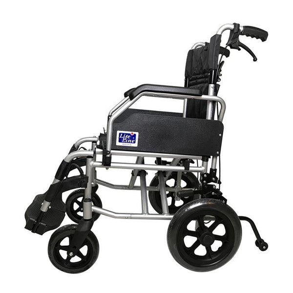 Aluminium Light Weight Detachable Push Chair - Lifeline Corporation