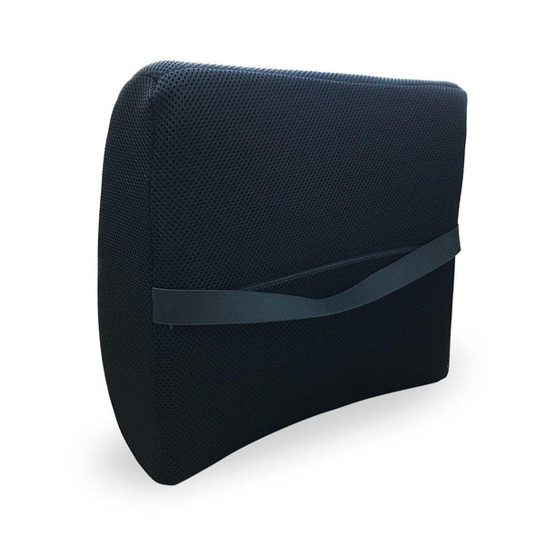 Memory Foam Lumbar Cushion - Lifeline Corporation