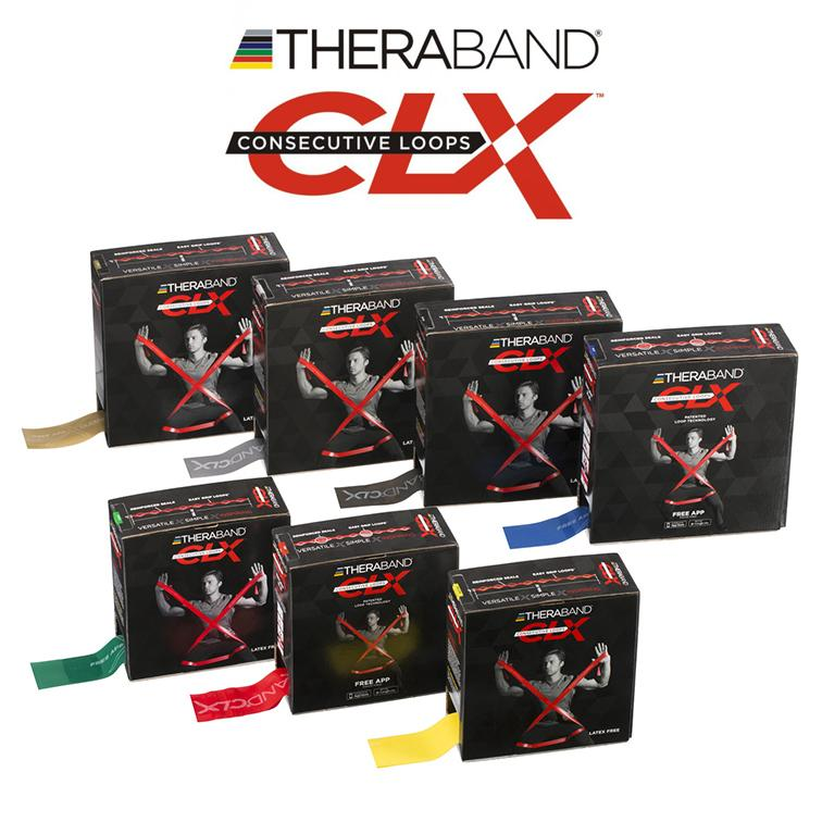 TheraBand CLX Non-Latex Consecutive Loops - Lifeline Corporation