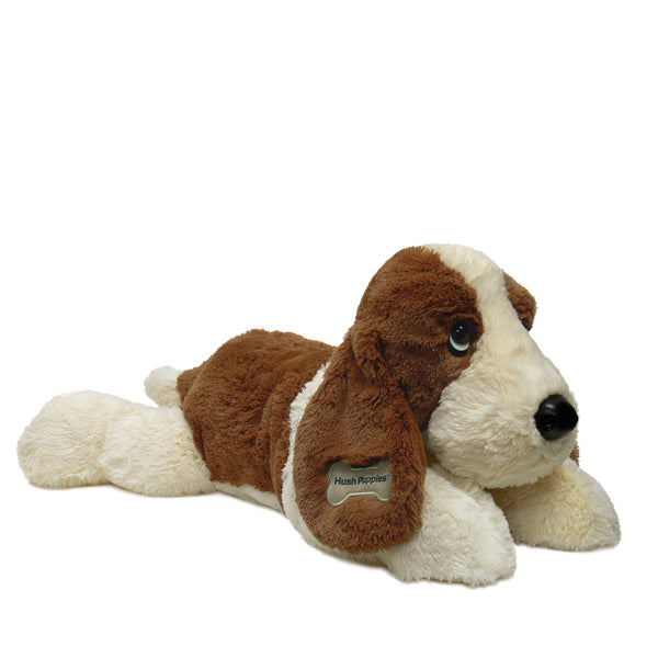 PELUCHE SUPER SOFTY HUSH PUPPIES BASSET