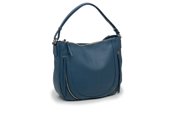 "BOLSO DE COLGAR ""SHOULDER BAG"" NAVY"