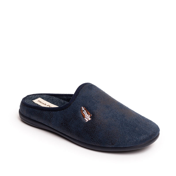 ADRIEL DOG SLIPPERS NAVY