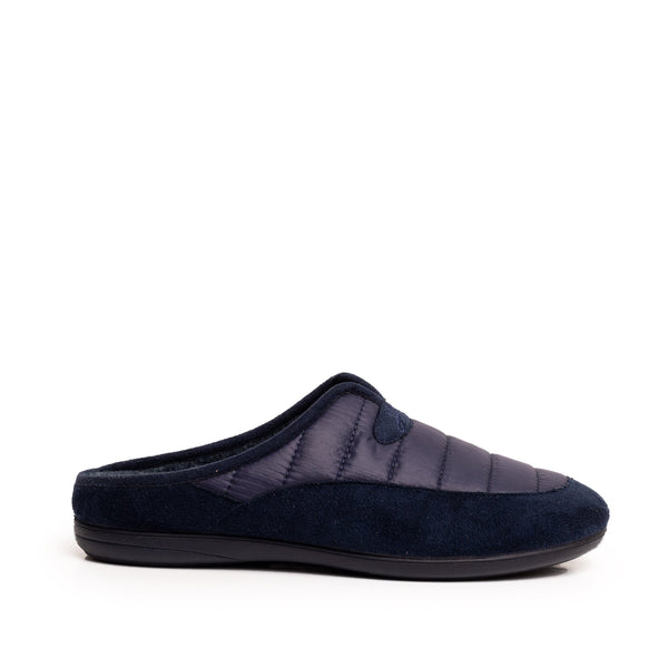 ADRIEL KISPO SLIPPERS NAVY