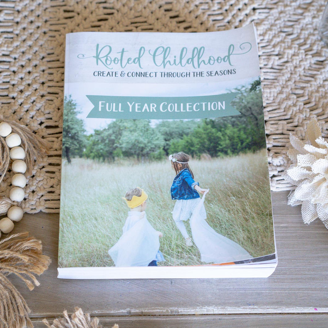 Rooted Childhood Signature Collection
