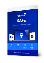Lade das Bild in den Galerie-Viewer, F-Secure SAFE I 5 Geräte 12 Monate