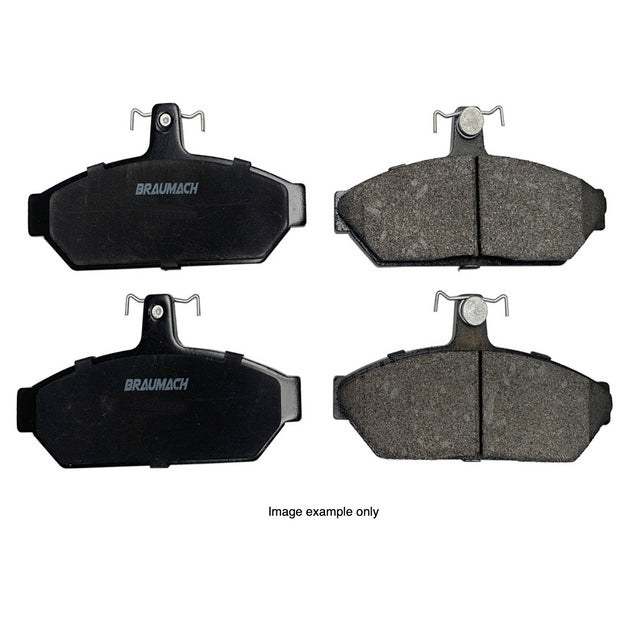 Front Set Brake Pads + Disc Rotors for Ford Territory SX  SY SUV 4.0 AWD 2004-2011