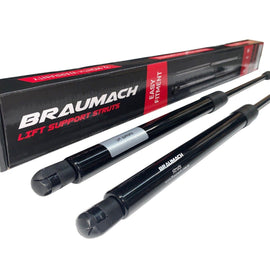 Ford Falcon Ute Hard Lid Gas Struts for BA BF With Spoiler - 525mm (Pair) BRAUMACH Auto Parts & Accessories