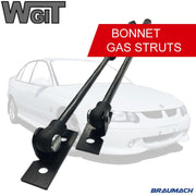 Gas Struts Bonnet Holden Commodore for Models VT VX VU VY VZ (2 X NEW) BRAUMACH Auto Parts & Accessories