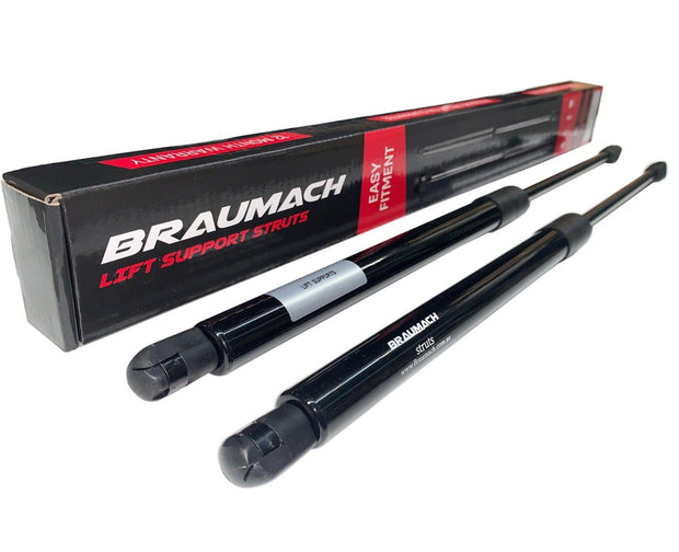 Gas Struts for Ford Falcon Fairlane BA BF 2002-2008 (Pair) BRAUMACH Auto Parts & Accessories