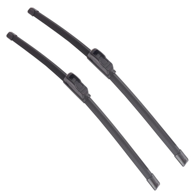 Wiper Blades Aero For Peugeot 106 HATCH 1991-2000 FRONT PAIR & REAR BRAUMACH Auto Parts & Accessories