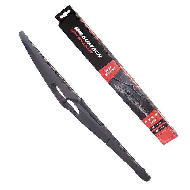 Wiper Blades Hybrid Aero Nissan Pathfinder (For R52) SUV 2013-2016 FRONT PAIR & REAR BRAUMACH Auto Parts & Accessories