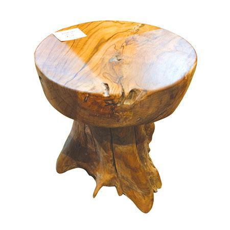 Root Mushroom Stool - The Coast Office
