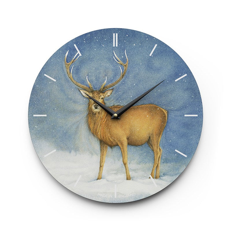CLOCK: Stag