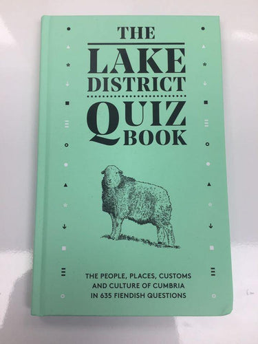 Lake District Quiz Book - The Coast Office