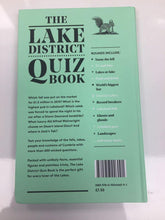 Load image into Gallery viewer, Lake District Quiz Book - The Coast Office