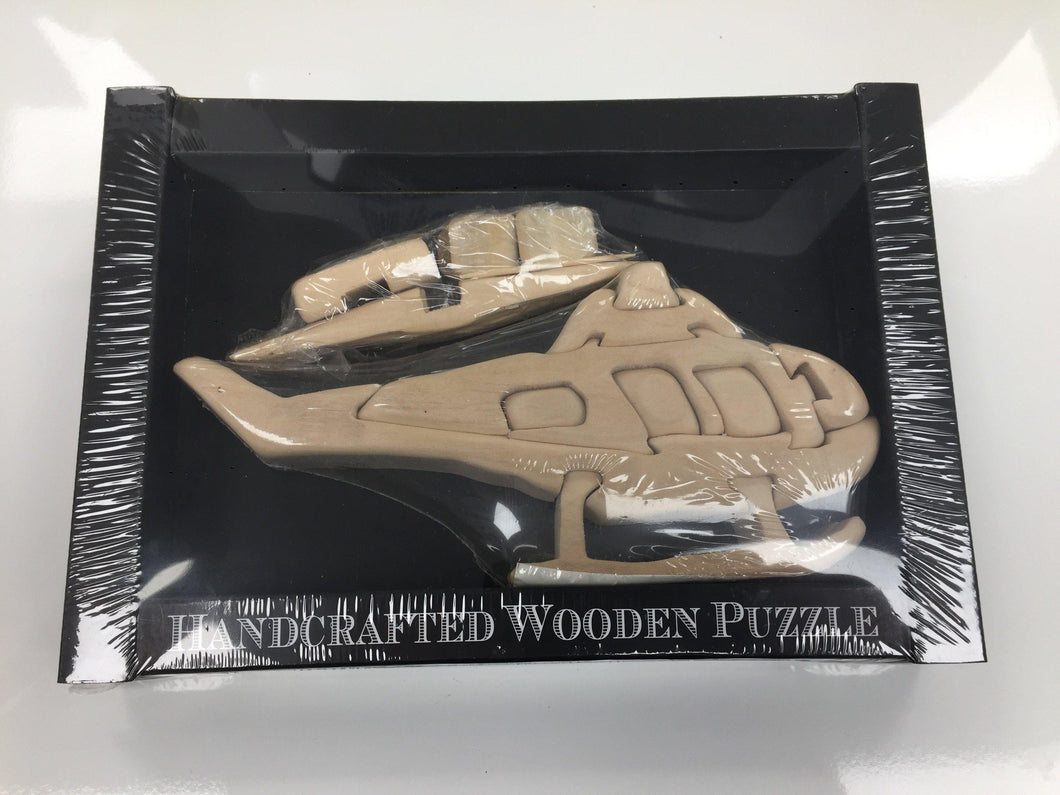 3D Wooden Jigsaws - The Coast Office