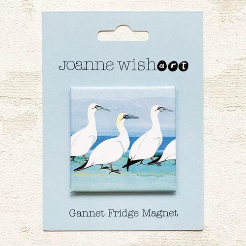 Joanne Wishart Coastal Bird Magnets - The Coast Office