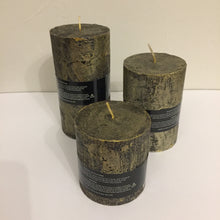 Load image into Gallery viewer, Reclaimed Wood Floor Candlestand