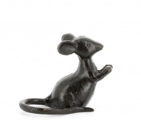 Cast Iron Mouse - The Coast Office
