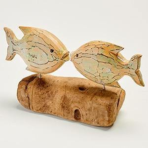 Swimming Driftwood Fish - The Coast Office