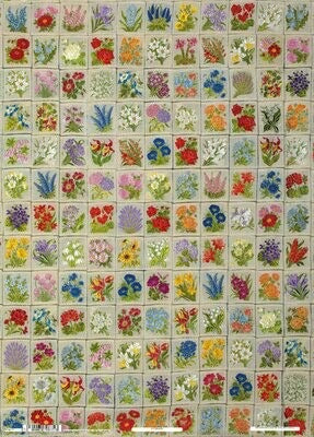 Wrapping Paper Sheet: Mini Flowers