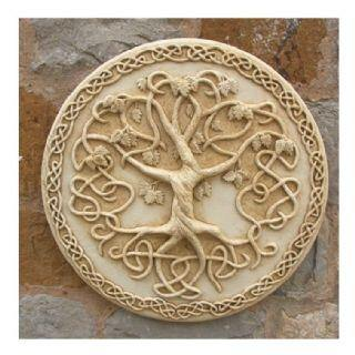 Large Tree of Life Wall Plaque - The Coast Office