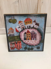Load image into Gallery viewer, Houses: Ceramic Tile - The Coast Office