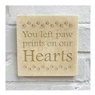 Paw Prints - The Coast Office