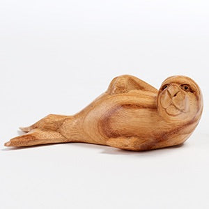 Wooden Seal