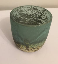 Load image into Gallery viewer, Sea Green Silver Votive