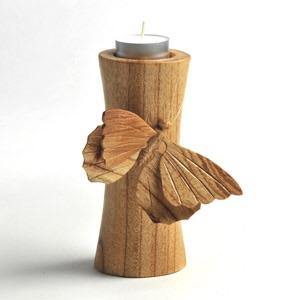 Butterfly Tealight Holder - The Coast Office