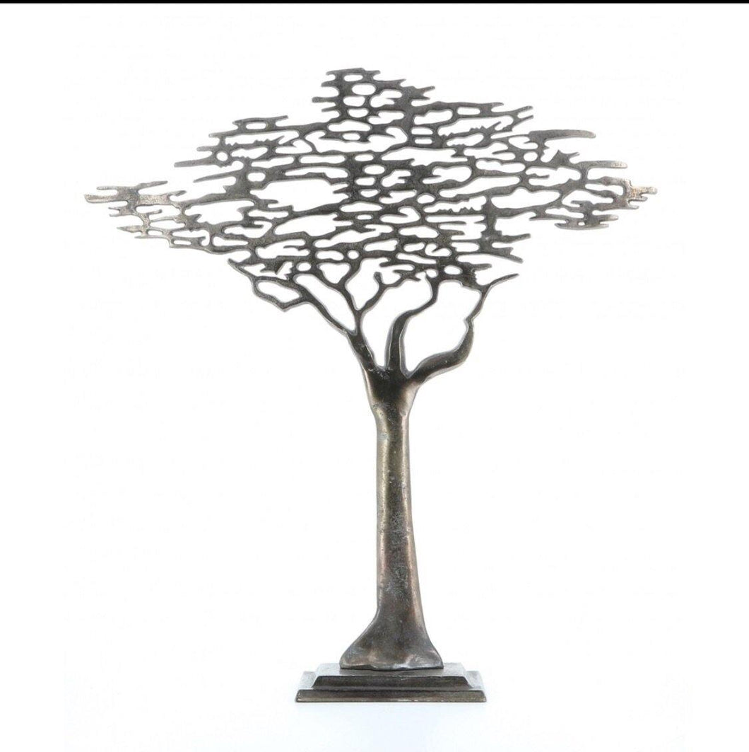 Large Pewter Tree of Life - The Coast Office