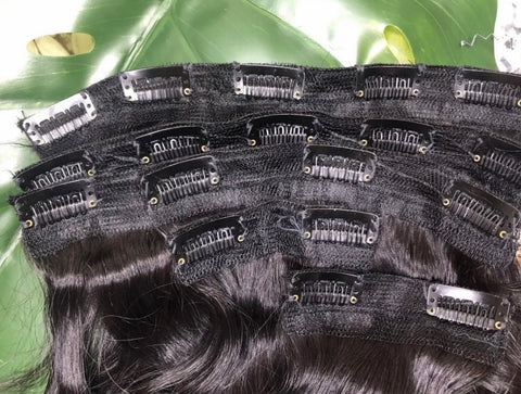 Cambodian I-Tips/Clip-ins/Extensions