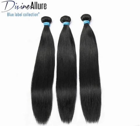 Brazilian Blue Label Straight 12-40""