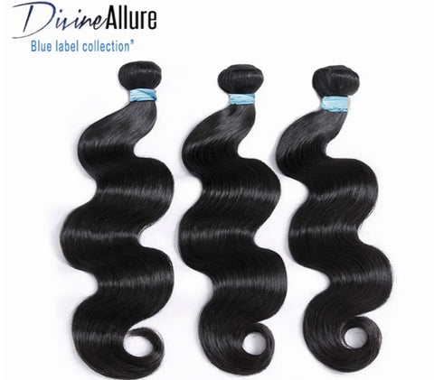 Brazilian Blue Label Body Wave 12-26""