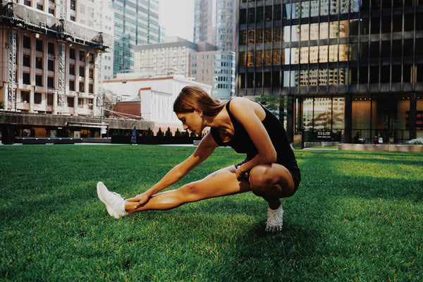 How to help sore legs from runnings