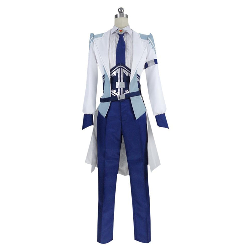 Rwby Winter Schnee Women Uniform Outfit Cosplay Costume Halloween Carnival Costume