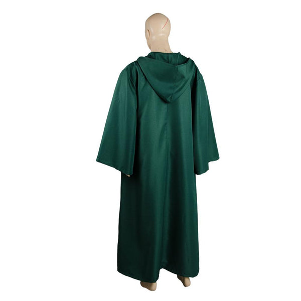 Star Wars Kenobi Jedi Cloak Cosplay Costume Green Version
