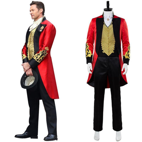 2020 Movie The Greatest Showman P T Barnum Cosplay Costume Version Two