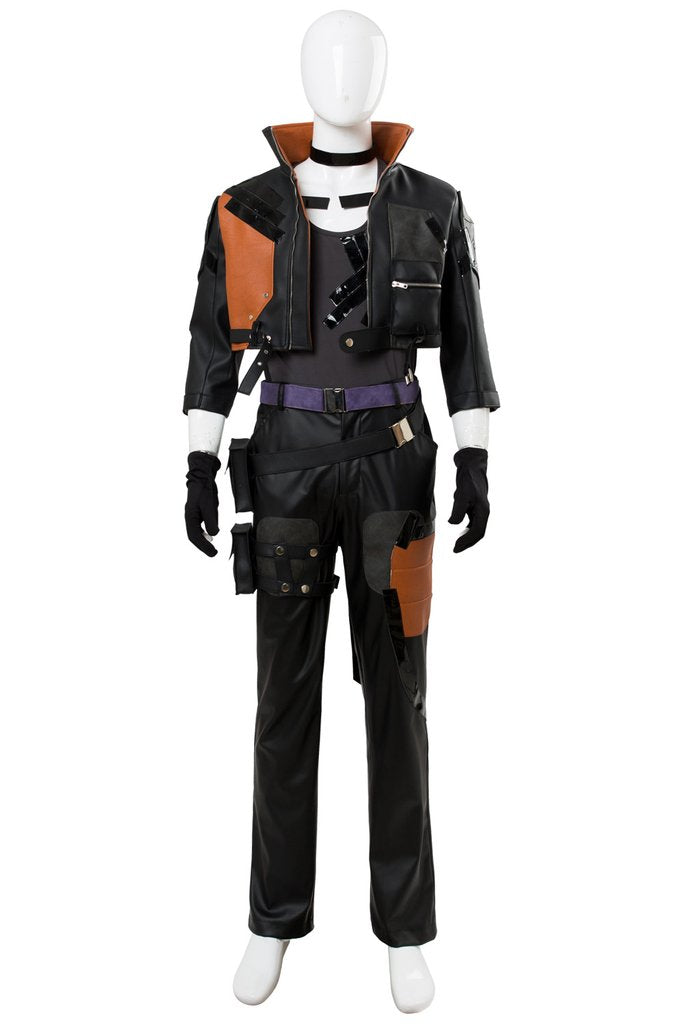 God Eater 3 Hugo Pennywort Outfit Cosplay Costume
