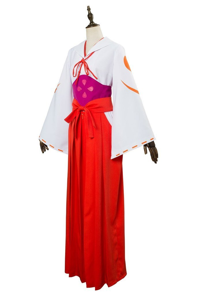 Matter Was Slime After Reincarnation Shuna Cosplay Costume