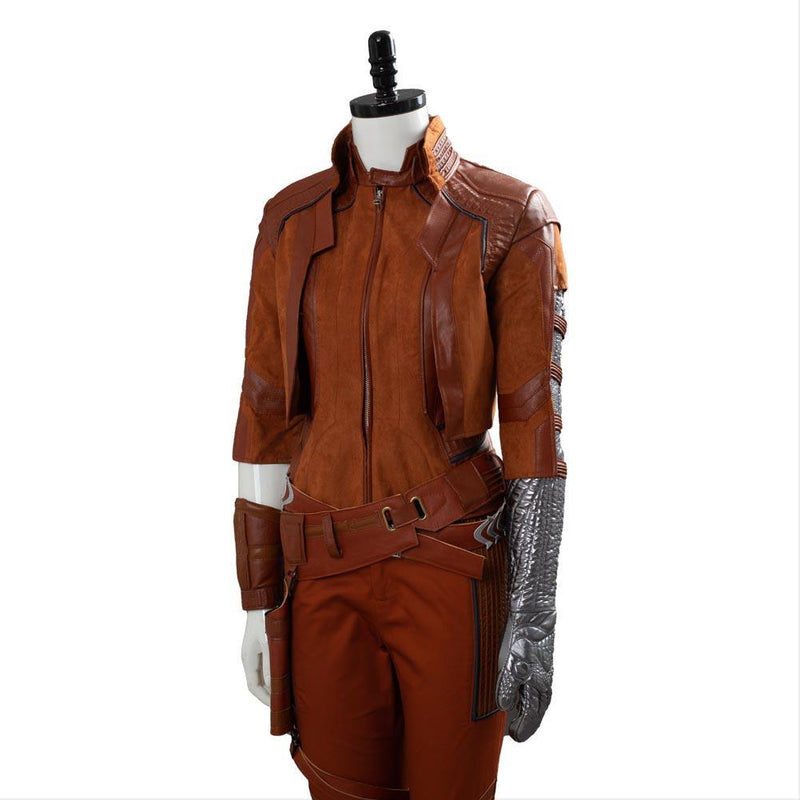 Avengers 4 Endgame Nebula Outfit Cosplay Costume 1