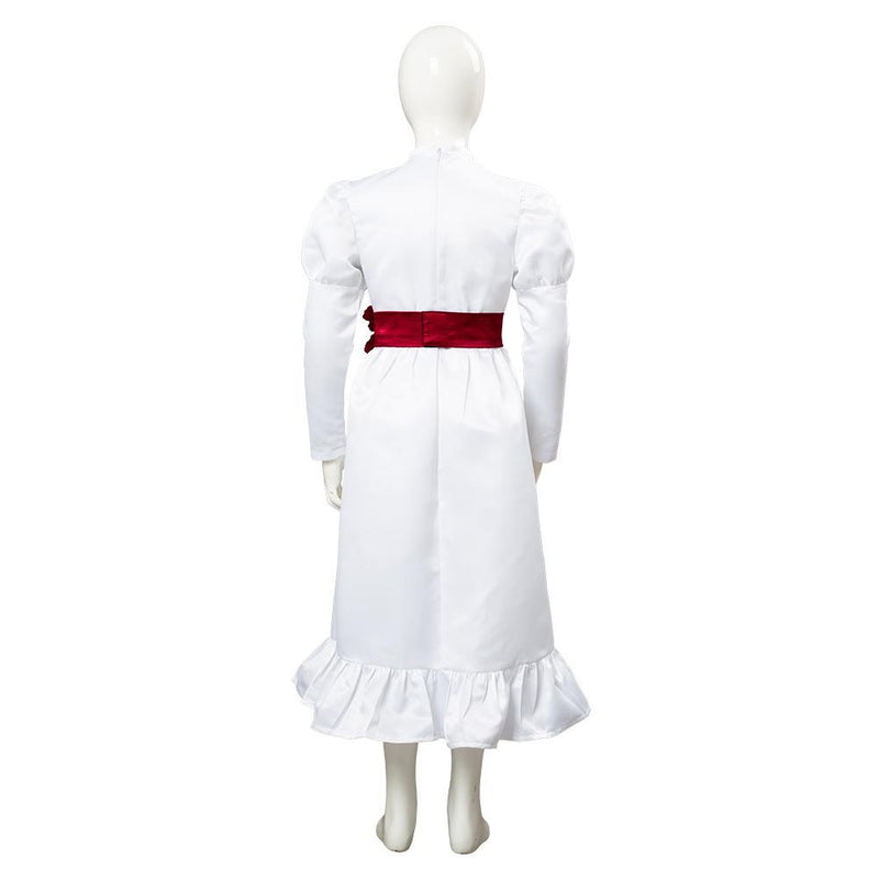 Annabelle Cosplay Costume For Kids Child